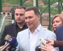 ГРУЕВСКИ:ВМРО-ДПМНЕ ќе реагира жестоко,доколку Заев мрдне од патот за кој има потпишано гаранции
