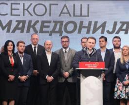 ГРУЕВСКИ:Овие избори се многу повеќе отколку локални.