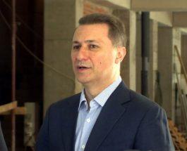 ГРУЕВСКИ: СДСМ се обидува на скандалозен и шверцерски начин да ја изгласа новата влада