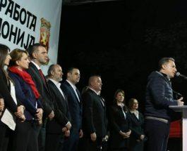 ГРУЕВСКИ: Свесно одат против волјата на народот и со договорот кој го подготвуваат со соседна Грција