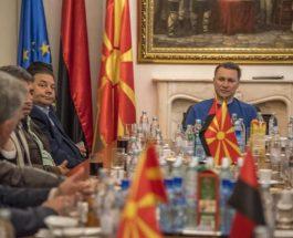 """ЛИДЕРСКА СРЕДБА: Груевски свика лидерска средба на лидерите на партиите дел од коалицијата """"За подобра Македонија"""""""