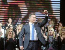 ГРУЕВСКИ СЕ ОГЛАСИ НА ФЕЈСБУК: Главата горе горди мои Македонци и граѓани на Македонија!