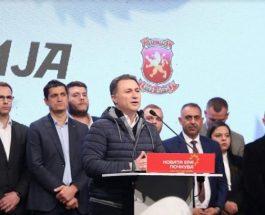 ГРУЕВСКИ:Ќе им каже сега македонскиот народ на 15 Октомври чие е Илинденското востание и што е 11 Октомври
