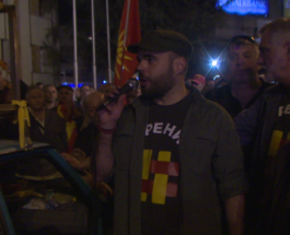 ИЛИЕВСКИ: Денес се обидоа да направат државен удар, се случи народ