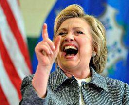 Хилари Клинтон го исмеа Трамп на доделувањето на Греми наградите