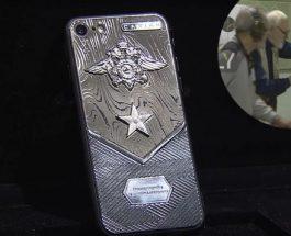 Руски Ајфон 7 не го пробива ни Калашников
