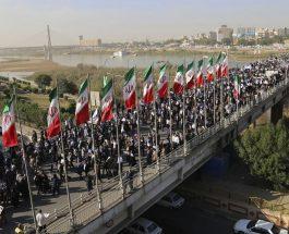 """НИШТО ОД СТРАНСКАТА """"РЕВОЛУЦИЈА"""" ВО ИРАН: Корпусот на чувари на Исламската револуција од Иран прогласи неуспех на протестите!"""