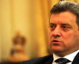 ЃОРЃЕ ИВАНОВ ОДБИ ДА СЕ СРЕТНЕ СО КАРЛ БИЛТ: Нема потреба од средба со човек кој повикува на агресија врз Македонија!