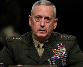 СЕВЕРНОКОРЕЈСКАТА КРИЗА СЕ ПРОДЛАБОЧУВА: Американскиот секретар за одбрана Џејмс Матис ја повика војската да биде подготвена за воен судир со Северна Кореја!