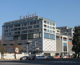 ЕВАКУИРАН КАПИТОЛ МОЛ: Поради земјотресот предизвикани помали штети во трговскиот центар!