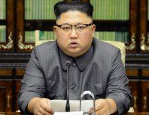 ТЕРОРИСТИ СЕ ОБИДЕЛЕ ДА ГО ОТРУЈАТ: Ким Јонг Ун обвинува дека терористите од ЦИА сакале да го отрујат!