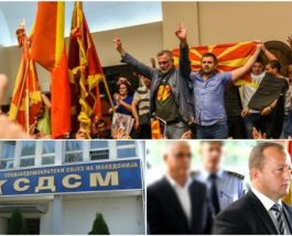 АЛБАНСКО-СЛАВОБАЛИСТИЧКАТА КОАЛИЦИЈА УДИРА ПО МАКЕДОНЦИТЕ: Нухиу по наредба на СДСМ апси недолжни граѓани!