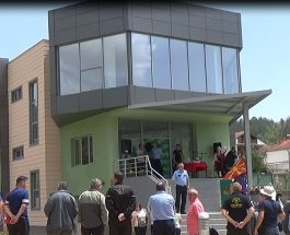 Куќа на спортот во Македонска Каменица