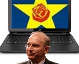 """СТИСКАЈ ЕНТЕР И ВИКАЈ """"МАШАЛА"""": Аце Коцевски, кандидатот на СДС за Велес набавувал лаптопи без тендер за 1.3 милиони денари!"""