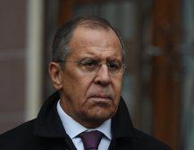 """ЛАВРОВ СО КРИТИКА ЗА МАКРОН: Лавров го нарече ставот на францускиот претседател Макрон за Сирија """"колонијален"""""""