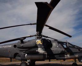 """(Видео)""""АЛИГАТОР"""" ГИ ПОКАЖА ЗАБИТЕ: Хирушка прецизност на хеликоптерите """"Алигатор"""" и """"Терминатор"""""""