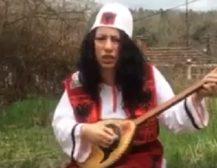 НИКОЛА ГРУЕВСКИ, ТИ ШТО НЕ СИ ДАВАЛ ДА ЗБОРУВАМЕ АЛБАНСКИ: Песна за Талат Џафери се појави на социјалните мрежи во изведаба на Линда Морина