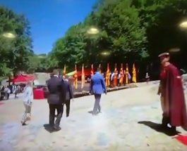 ВО ЧЕРНОБИЛ ИМА ПОВЕЌЕ ТУРИСТИ: Мечкин Камен остана празен – народот нема намера да го слуша говорот на предавниците и терористи!