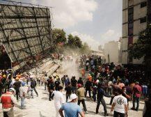 Силен земјотрес во Мексико: Стотици мртви, повредени и исчезнати
