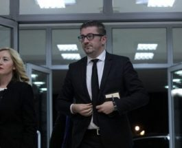 Мицкоски: ВМРО-ДПМНЕ е браникот на државните и националните интереси
