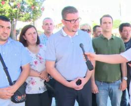 ЗАЕДНО СО ГРАЃАНИТЕ ЌЕ ПОБЕДИМЕ: Генералниот секретар на ВМРО-ДПМНЕ на терен до нова победа на Локалните како влог за нови парламентарни избори!