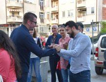 МИЦКОСКИ ОД ОХРИД: Доста е на сите погубни политики, Македонија има сила и ќе победи