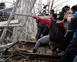 АЈДЕ МАЛКУ СЕГА НИЕ ДА СЕ ЗАКАНИМЕ: Ако ЕУ продолжи да притиска влада на Заев, Македонија ќе го пушти мигрантското цунами!