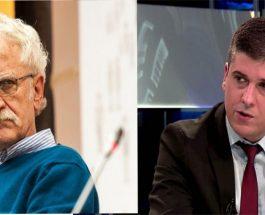 АГИМ НАМЕСТО МИЛЧИН: Владимир Милчин избегал од дебата со Никола Србов, па го пуштиле Агим Јонуз!