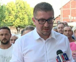 МИЦКОСКИ: Локалните избори ќе бидат уште еден триумф за ВМРО-ДПМНЕ,  потоа ќе бараме предвремени парламентарни избори