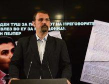 """НИШТО ОД """"ЌЕ ВЛАДАТА"""": Наместо напредок и реформи оваа """"ЌЕ ВЛАДА"""" на СДСМ донесе стагнација и уназадување во сите области во државата"""