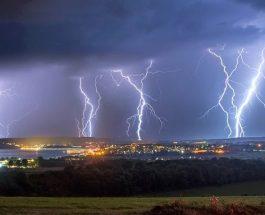 ВЕТЕР СО БРЗИНА ОД 50 КМ/ЧАС: УХМР со вонредна состојба – во текот на вечерта можен пороен дожд во северо-западниот дел на државата!