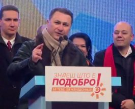 ГРУЕВСКИ ПРЕДУПРЕДИ НА ВРЕМЕ: Кога Никола Груевски предупредуваше за опасноста од губење на државата, некои се занимаваа со сеир во туѓи животи!