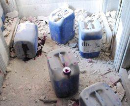 ТЕРОРИСТИЧКА ЛАБАРАТОРИЈА ЗА ОТРОВИ: Сириската војска пронајде терористичка лабараторија за производство на отровни супстанци