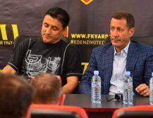 САМСОНЕНКО НИКОМУ НЕ ОСТАНАЛ ДОЛЖЕН: Дарко Панчев објаснува за ситуацијата во клубот