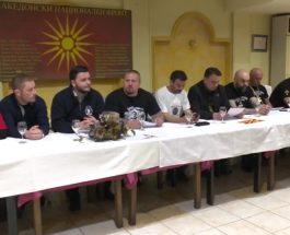 МАКЕДОНСКИ НАЦИОНАЛЕН ФРОНТ:24 македонски патриотски здруженија потпишаа Повелба за соработка