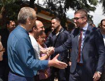 (Фото)МИЦКОСКИ МЕЃУ НАРОДОТ: Мицкоски од Пеленица повика на обединување под бајракот на слободата и напредокот