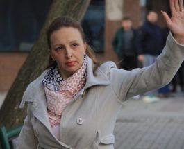 СВЕДОШТВО НА ПРИТВОРЕНАТА ПРАТЕНИЧКА: 16 часа ме држеа со лисици на рацете, децата ми одат на психолози- немам сторено кривично дело!