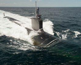"""ПРВ ПАТ УПОТРЕБЕНА ВО БОРБА: Пентагон објави снимка од лансирањето на """"Томахавк"""" од подморница од класата """"Вирџинија"""""""