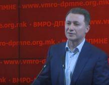 ГРУЕВСКИ: Со свесното прекршување на законските процедури СДС најдиректно ги предизвикаа настаните