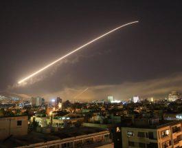 НОВ НАПАД ВО СИРИЈА: Сириските ПВО се активирале вечерва – соборени неколку проектили