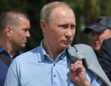 ХАОСОТ ВО ХАМБУРГ ПРОДОЛЖУВА: Нападнати стражарите од хотелот каде што претстојува Владимир Путин!