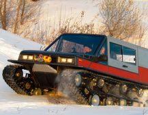 """(Видео)МИНИ ТЕНК ЗА ЦИВИЛНА УПОТРЕБА: """"Русак-3918"""" – новото руско амфибиско возило влегува во производство!"""