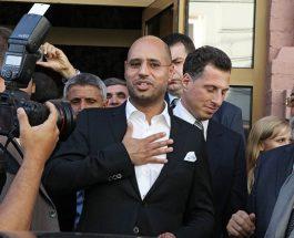 ГАДАФИ СЕ ВРАЌА ВО ЛИБИЈА: Синот на Муамер Гадафи се враќа на политичката сцена во Либија!