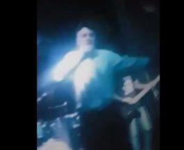 """(Видео)ШИЛЕГОВ """"ПРЕСИСАЛ"""": Албанските медиуми згрозени од настапот на Шилегов, објавија снимка на која тврдат дека е пијан!"""