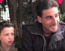 (Видео)НЕМАШЕ НИКАКОВ ХЕМИСКИ НАПАД: Таткото на едно од момчињата злоупотребено во пропагандните снимки за наводниот хемиски напад во Сирија