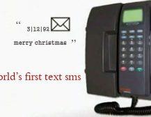 Се прославуваат 25 години од првата испратена СМС порака