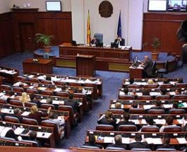 ВМРО-ДПМНЕ НЕМА ДА СЕ ВРАТИ ВО СОБРАНИЕТО: Доколку не се тргнат елементите кои го прават законот за јазици неуставен, ВМРО-ДПМНЕ нема да отстапи од амандманите