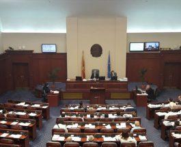 СИТЕ ЌЕ ГО СЛУШААТ СТОЛТЕНБЕРГ: Пратениците на ВМРО-ДПМНЕ ќе се вратат во Собранието за обраќањето на Столтенберг