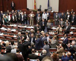 КОЈ Е ОРГАНИЗАТОР НА 27.АПРИЛ: На 27-ми април најмногу доби СДСМ, тоа покажува дека ВМРО-ДПМНЕ не е организатор
