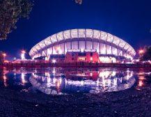 ЗАПОЧНАА ПОДГОТОВКИТЕ ЗА СУПЕР КУПОТ НА УЕФА: Вип ресторани, соблекувални, модерни прес центри, паркинг зони!
